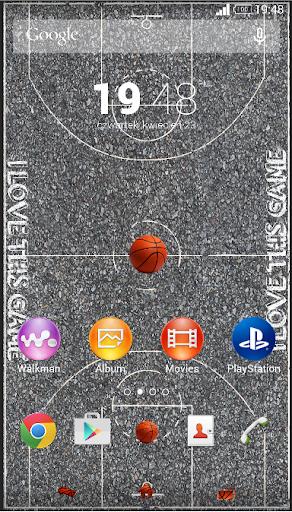 BasketZ - XpTheme KitKat