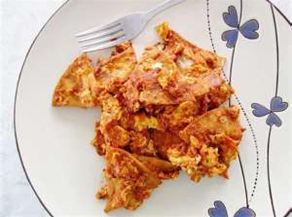 Easy Chilaquiles Recipe