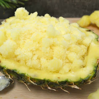 Pineapple Boat Recipes.