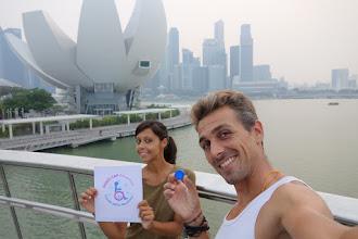 Photo: Handi-cap prévention à Singapour