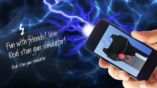 Real stun gun simulator for PC