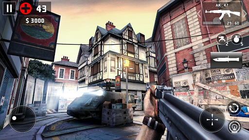 DEAD TRIGGER 2 - Zombie Game FPS shooter 1.6.9 screenshots 3