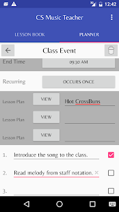 CreativeSequence Music Teacher- screenshot thumbnail