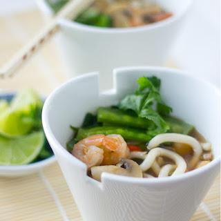 Udon Noodle Soup.