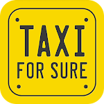 TaxiForSure book taxis, cabs icon