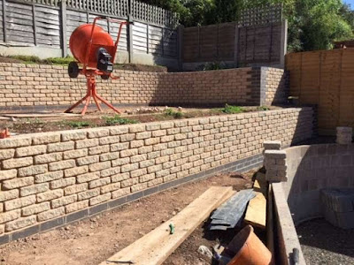 landscaping in worcestershire