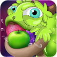 Dragon Pop Mania -match three game icon