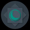 Dark Theme CM13/12.x Stock icon