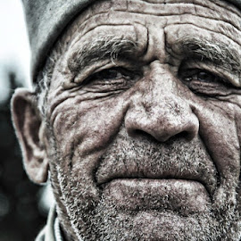 old indian farmmer by Wizz Shaa - People Portraits of Men (  )
