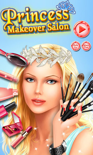 Glam Princess Makeover