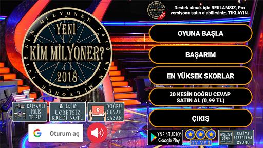 Kim Milyoner 2018-15BinSoru 2 screenshots 3