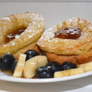 Mini German Pancakes.