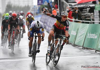 Na een lastige beginzone, is de finale van etappe 6 in de Tirreno vlak