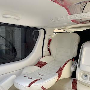 ハイエースバン GDH201V SGL2WD 31年式のカスタム事例画像 RINAさんの2019年04月07日23:31の投稿