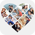 Love Photo Collage icon