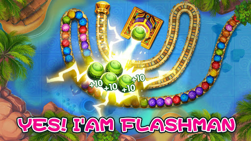 Marble Dash-2020 Free Puzzle Games apkpoly screenshots 5