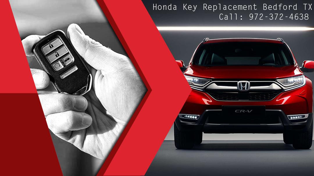 Honda Key Replacement Bedford TX - Car Repair And