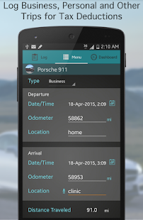 Fuel Buddy - Car Mileage Log- screenshot thumbnail