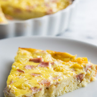 Hawaiian Quiche