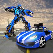سيارة إنسان آلي تحول لعبه - سيارة تحويل إنسان آلي