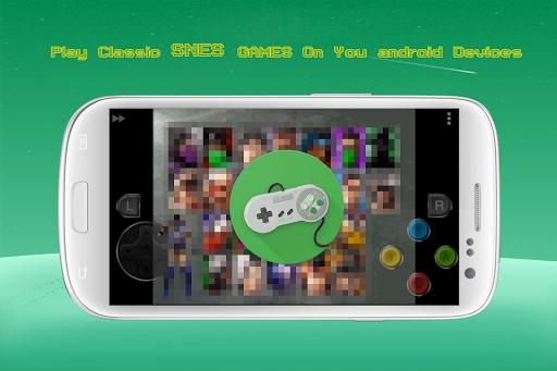 Emulator for SNES Free (ud83cudfae  Play Retro Games ud83cudfae ) 8.8.0 Screenshots 2