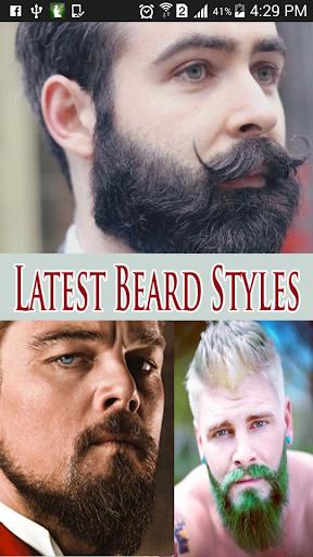 Latest Beard Styles