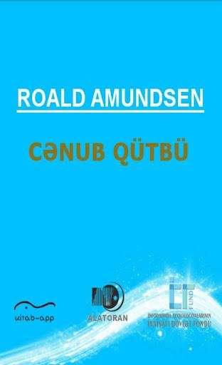 Cənub qütbü Roald Amundsen