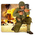 Call Of Courage : WW2 Frontline Commando