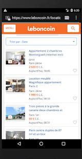 Leboncoin Alerte Location Immobilière - náhled