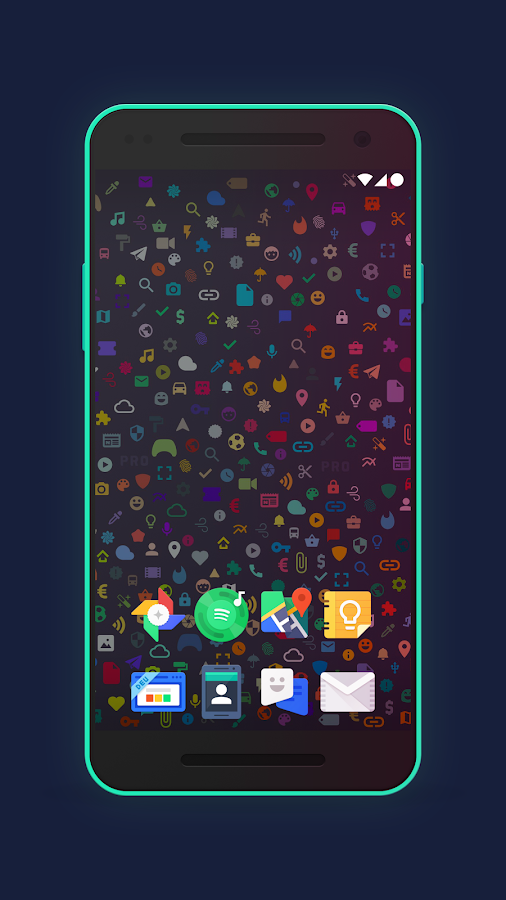 Cornie Icons- screenshot