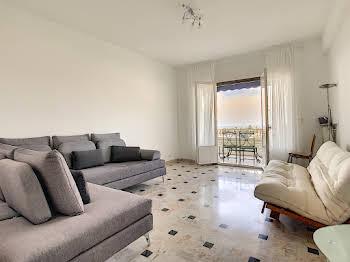Appartement meublé 2 pièces 69,37 m2