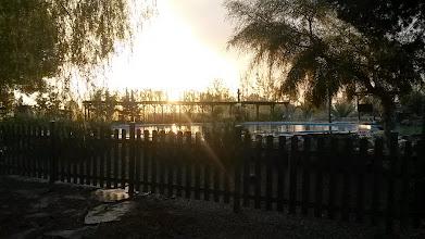 Photo: Morning at base