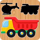 Baby Puzzles - Animals, Fruits & Cars icon