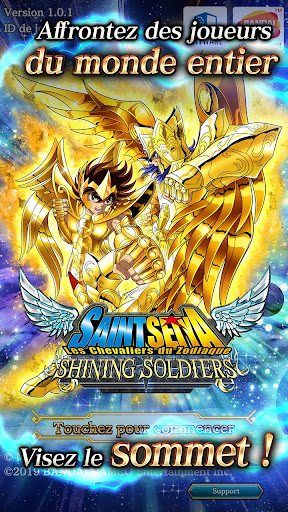 Télécharger SAINT SEIYA SHINING SOLDIERS APK MOD (Astuce) screenshots 1
