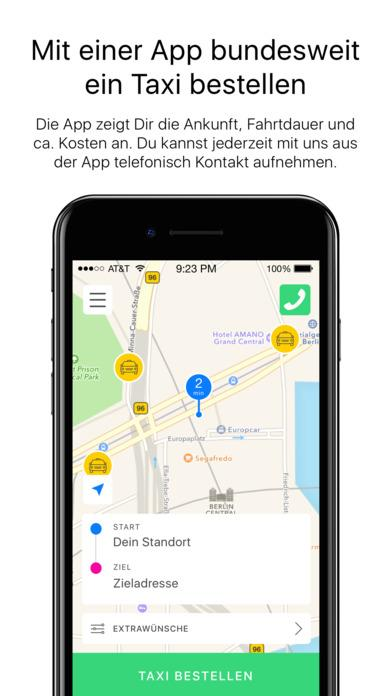 Taxi Deutschland- screenshot