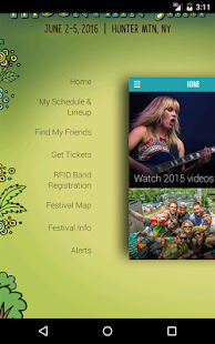 Mountain Jam Festival- screenshot thumbnail