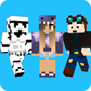 Skins - for Minecraft PE & PC 1.05 Icon