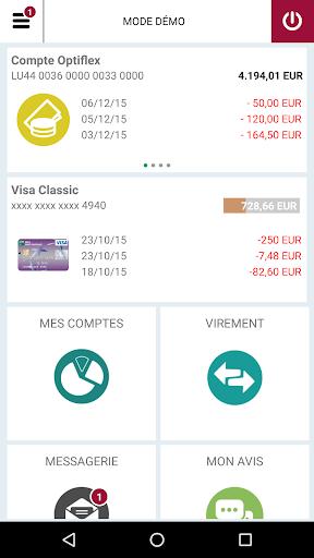 Web Banking - BGL BNP Paribas