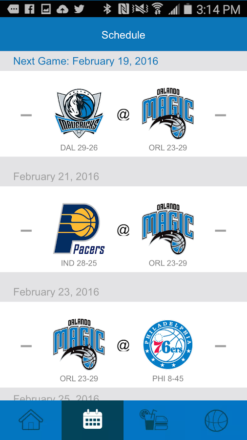 Orlando Magic- screenshot
