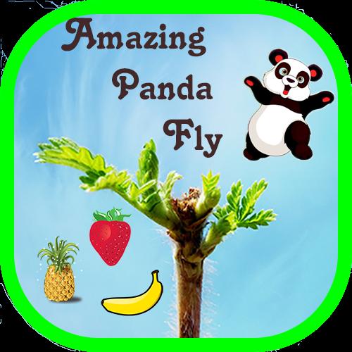 Amazing Panda Fly - Fruit Hunt