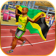100m sprinter game download