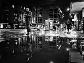 Photo: London #11 - mirror of the night  #street #streetphotography #shootthestreet  #blackandwhite #blackandwhitephotography #bw #monochrome #london