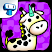 Giraffe Evolution - Mutant Giraffes Clicker Game