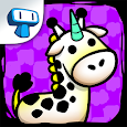 Giraffe Evolution - Mutant Giraffes Clicker Game icon