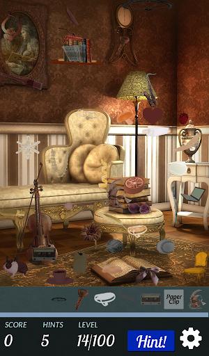Hidden Object - Art World 1.0.13 screenshots 3