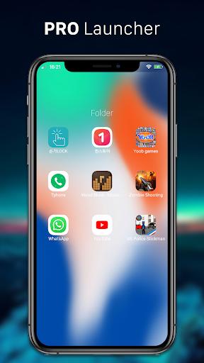 Pro Launcher For OS 13 screenshot 2