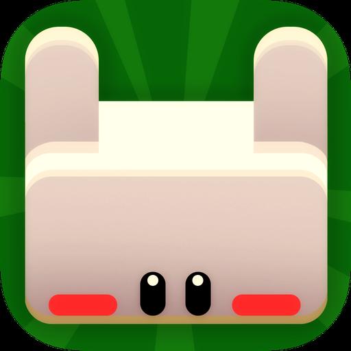 解谜のふわふわ復讐 - ウサギのパズル LOGO-記事Game