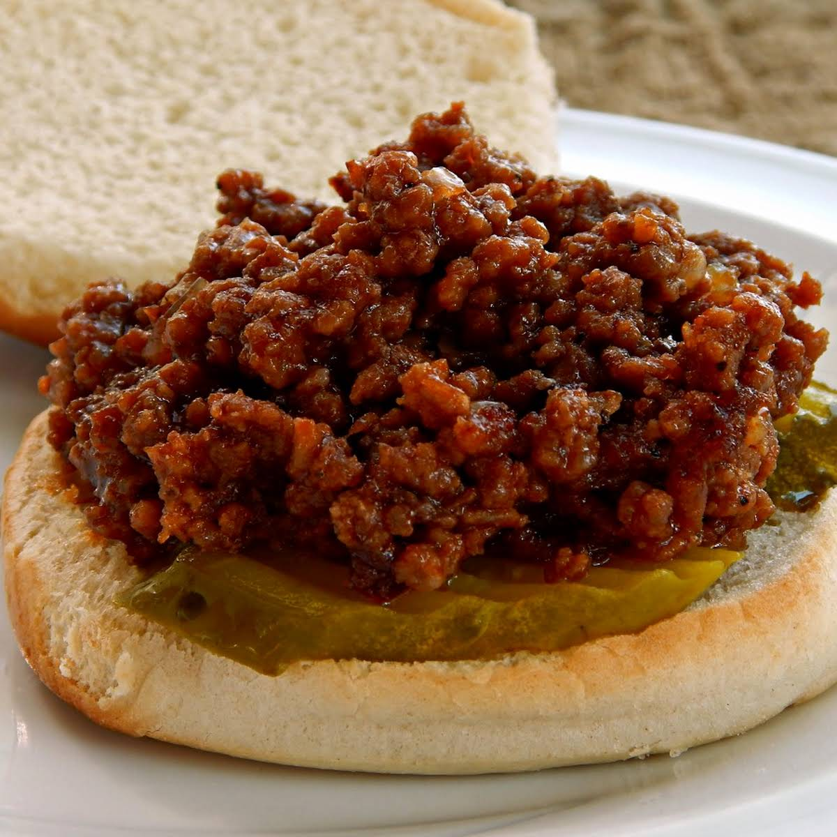 Essential Sloppy Joe