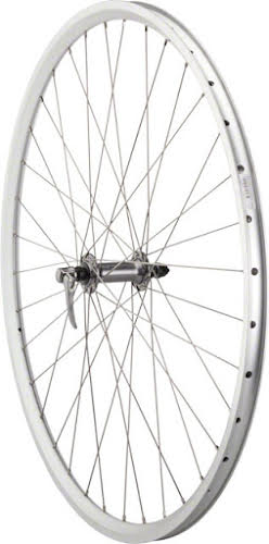 Quality Wheels Pavement Front Wheel 700c 36h Shimano LX / Velocity Dyad / DT Champion