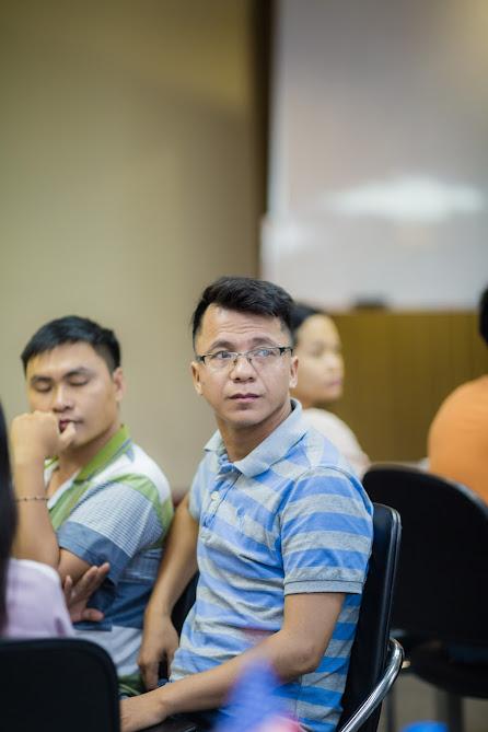 Hình ảnh khai giảng khoá học SEO tiêu chuẩn K47